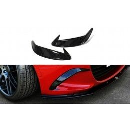Cadres pour lumières Mazda MX-5 IV Noir Brillant, MX-5