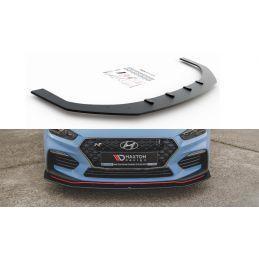 Sport Durabilité Lame Du Pare-Chocs Avant Hyundai I30 N Mk3