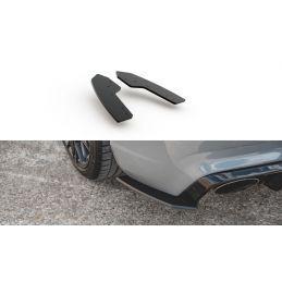 Maxton design Sport Durabilité Lame Du Pare Chocs Arrière Audi Rs3 8v Sportback Black-Red