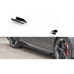 Maxton design Side Flaps Audi Rs3 8v Sportback Gloss Flaps
