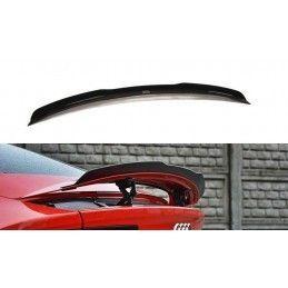 Becquet Extension Audi A7 S-Line (facelift) Gloss Black
