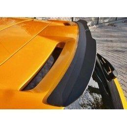 Spoiler Cap Ford Focus St Mk3 / Mk3 Fl Gloss Black