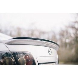BECQUET EXTENSION Mazda 6 Mk1 MPS Noir Brillant, mazda 6