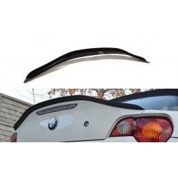 SPOILER CAP BMW Z4 E85 (AVANT FACELIFT) Noir Brillant, Z4 E85/ E86