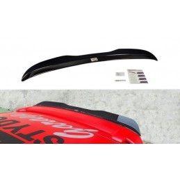 Spoiler Cap Honda Jazz Mk1 Gloss Black