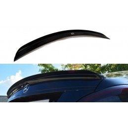 Spoiler Cap Mercedes Cls C218 Amg Line Gloss Black