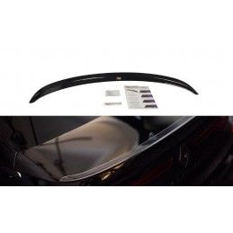 Spoiler Cap Renault Talisman Gloss Black