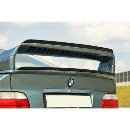 SUPÉRIEUR SPOILER CAP BMW M3 E36 GTS Noir Brillant, Serie 3 E36/ M3
