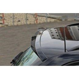 Becquet Extension Bmw 3 E91 M-Pack Facelift Gloss Black