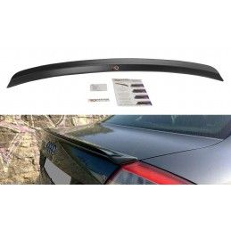 Spoiler Cap Audi A4 S-Line B6 Sedan Gloss Black