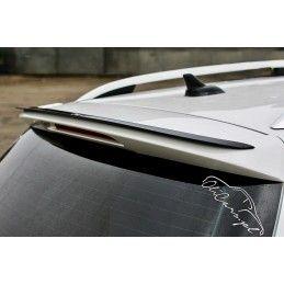 Spoiler Cap Vw Passat B7 R-Line Variant Gloss Black