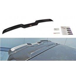 Maxton design Spoiler Cap Fiat Punto Evo Abarth Carbon Look