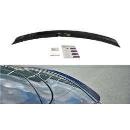 Maxton design Becquet Extension Bentley Continental Gt Gloss Black