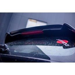 Maxton design Becquet Extension Honda Civic Ep3 (mk7) Type-R/S Facelift Carbon
