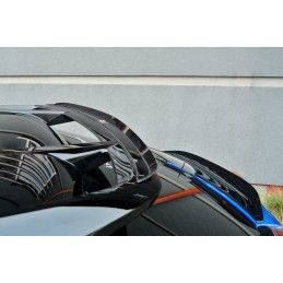 Becquet Extension V.2 Toyota C-Hr Gloss Black