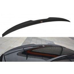 Maxton design Becquet Extension Honda Accord Mk8. (cu-series) Avant Facelift Sedan Carbon Look