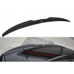 Maxton design Becquet Extension Honda Accord Mk8. (cu-series) Avant Facelift Sedan Gloss Black