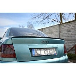 Spoiler Cap Audi A4 / S4 B5 Sedan Gloss Black
