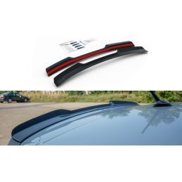 Becquet Extension Vw Polo Mk6 Gti Carbon Look