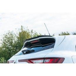 Becquet Extension Renault Megane Iv Rs Carbon Look