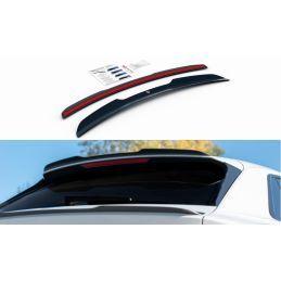 Becquet Extension V.1 Audi Q8 S-Line Carbon Look