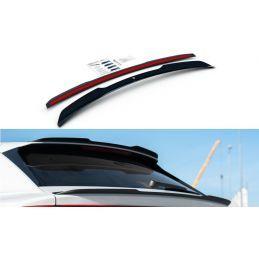 Becquet Extension V.2 Audi Q8 S-Line Carbon Look