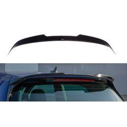Spoiler Cap V.2 Volkswagen Golf 7 / 7 Facelift R / R-Line / GTI  Look Carbone, Golf 7