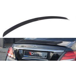 Becquet Extension Mercedes-Benz  E-Class W213 AMG-Line Noir Brillant, W213