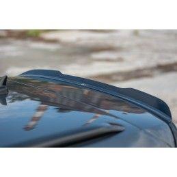 Becquet Extension Volkswagen Passat R-Line B8 Carbon Look