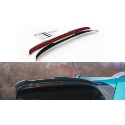 Spoiler Cap Volkswagen T-Cross Carbon Look