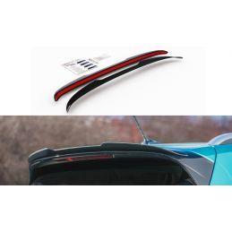 Spoiler Cap Volkswagen T-Cross Look Carbone, T-Cross