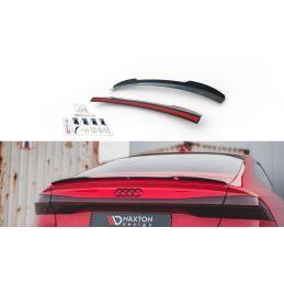 Maxton design Spoiler Cap Audi A7 C8 S-Line Textured