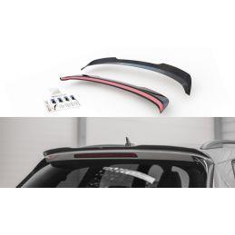 Spoiler Cap V.1 Skoda Kodiaq Mk1 Sportline/Rs Carbon Look