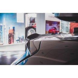 Spoiler Cap Toyota Corolla Xii Hatchback Textured