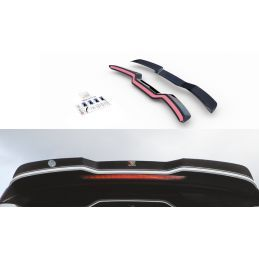 Spoiler Cap V.3 Audi Rs3 8v / 8v Fl Sportback Carbon Look
