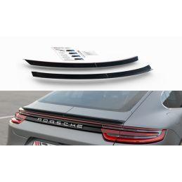Spoiler Cap Porsche Panamera Turbo / GTS 971 Look Carbone, Panamera