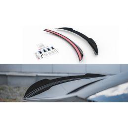 Maxton design Spoiler Cap Mercedes-Benz Cls Amg-Line C257 Carbon Look
