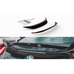 Le Spoiler Cap Central Bmw I8 Textured
