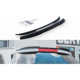 Spoiler Cap Ford Mondeo Estate Mk5 Facelift Gloss Black