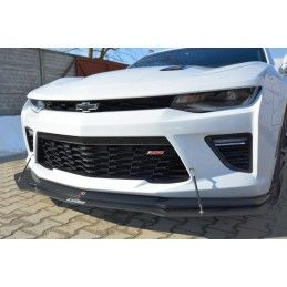 HYBRID LAME DU PARE-CHOCS AVANT CHEVROLET CAMARO 6TH-GEN. PHASE-I 2SS COUPE ABS+Look Carbone, CHEVROLET