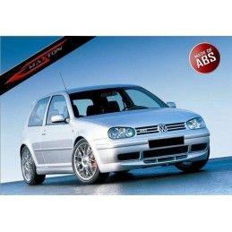RAJOUT DU PARE-CHOCS AVANT VW GOLF 4 25'TH ANNIVERSAIRE LOOK , Golf 4