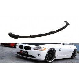 LAME DE PARE-CHOCS AVANT v.1 BMW Z4 E85 / E86 (AVANT FACELIFT) Look Carbone, Z4 E85/ E86