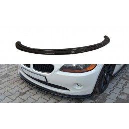 LAME DE PARE-CHOCS AVANT v.2 BMW Z4 E85 (AVANT FACELIFT) Look Carbone, Z4 E85/ E86
