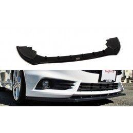 LAME DU PARE CHOCS AVANT FIESTA MK7 ST APRES FACELIFT 2013-2016 Look Carbone, Fiesta Mk7 / 7.5