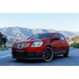 Lame Du Pare-Chocs Avant Nissan Qashqai (avant Facelift) Carbon