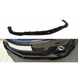 Lame De Pare-Chocs Avant Opel Astra H (pour Opc / Vxr) Carbon