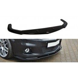 Lame De Pare-Chocs Avant Opel Zafira B Opc / Vxr Carbon Look
