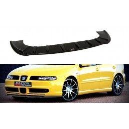 LAME DU PARE-CHOCS AVANT SEAT LEON MK1 (POUR SEAT SPORT PARE-CHOCS) Look Carbone, Leon Mk1 / Cupra