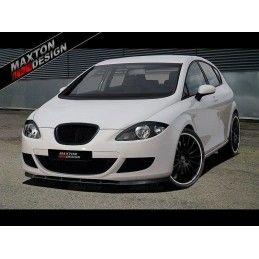 Lame De Pare-Chocs Avant Seat Leon Mk2 (avant Facelift) Carbon