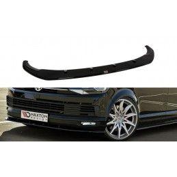 Volkswagen T6 Lame Du Pare-Chocs Avant V.1 Carbon Look